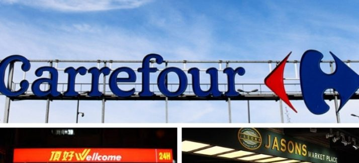 CARREFOUR: ACQUISITION OF 224 PROXIMITY STORES IN TAIWAN